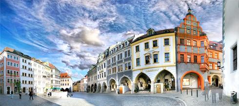 Der Görlitzer Untermarkt - Foto: © Dimitar Stoykow 2009