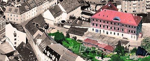 Vogelschau Alte Ofenfabrik in Görlitz